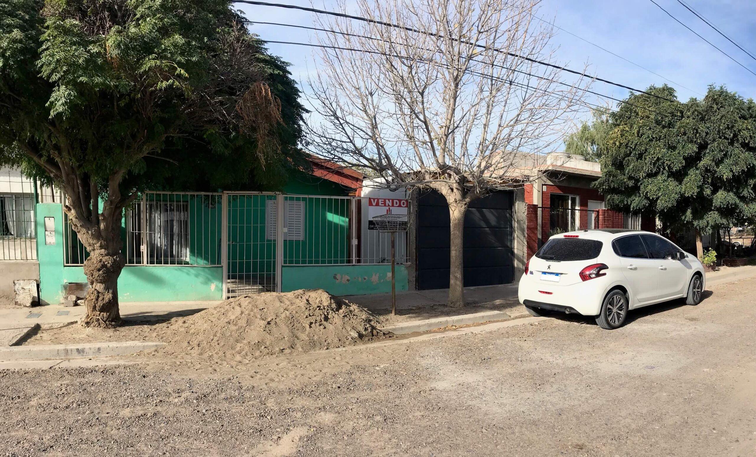 Se vende casa y departamento – B° Roque Gonzalez