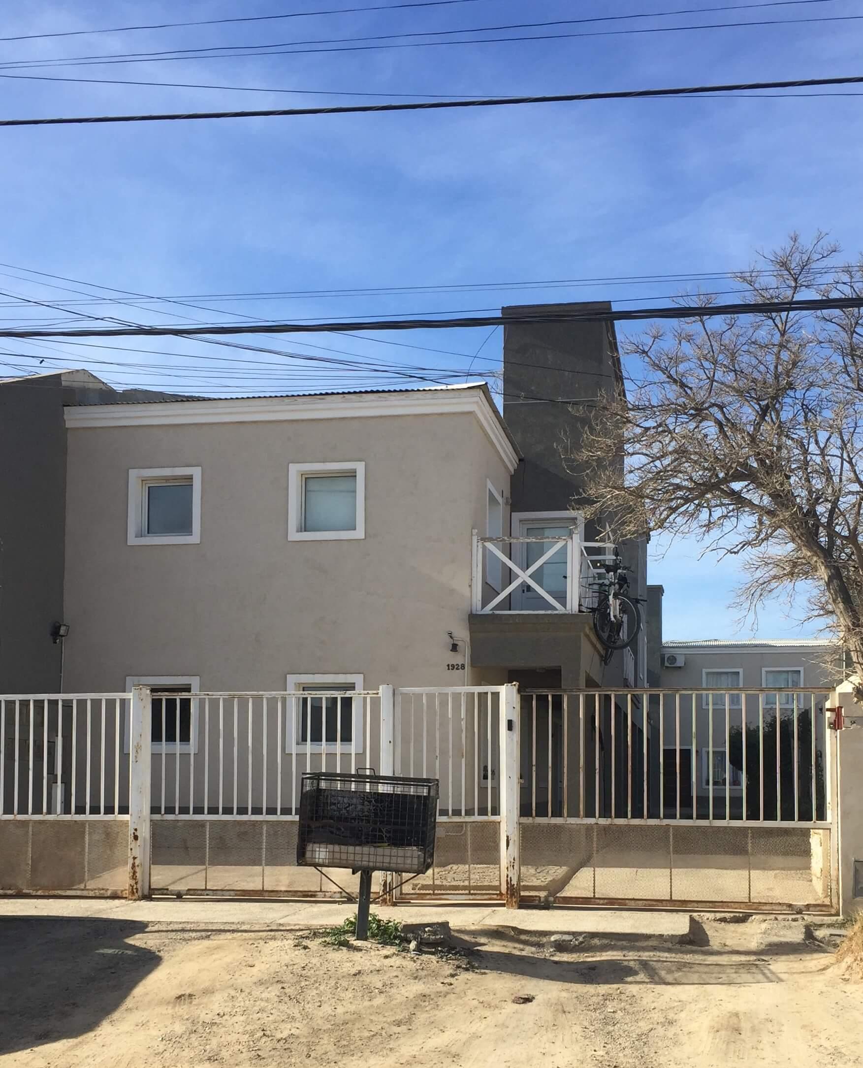 Duplex dos dormitorios con patio