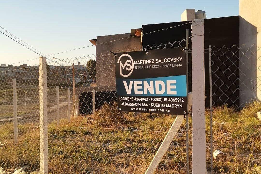 Lote en venta Puerto Madryn